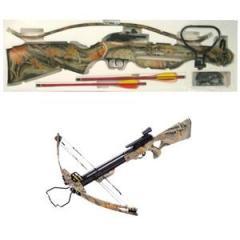 Magnum camo crossbow