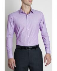 Mens Shirt by Ventuno 21 with Single Cuff in