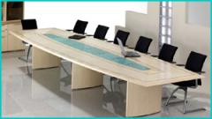 Sven Fulcrum Conference Table