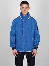 Reflective Jacket in Blue