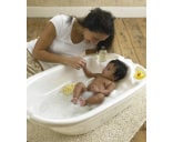 Acqua Two Stage Ergo Bath - Pearl White