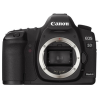 Canon 5D Mark II Body Only - Canon lens cashback