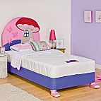 Silentnight My First Bed Toadstool Single Bed