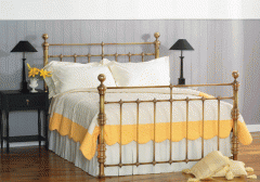 Waterford Brass Bedstead