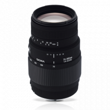 Sigma 70-300mm f4-5.6 Sony fit