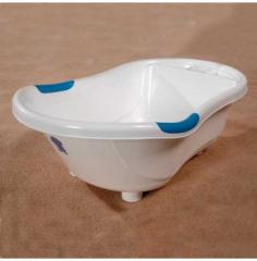 Tippitoes Bath Blue,Pink or Grey trim
