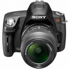Sony Alpha A290 With 18-55mm Lens