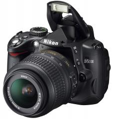 Nikon D5000 DSLR & DX18-55mm VR Lens