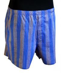 Anokhi Boxer Shorts in Blue