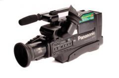 Panasonic M40/M50 VHS Camcorder