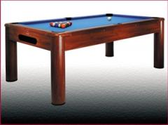 BCE 6ft Pool Table With Ball Return
