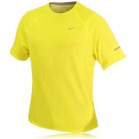 Nike Dri-Fit Miler UV Short Sleeve T-Shirt