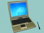 Dell Latitude D400 Business NetBook