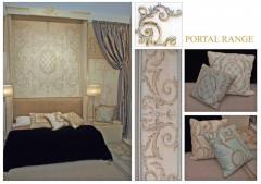 Portal Crest Fabrics