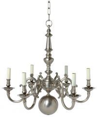 H2-023 Large 6light Flemish chandelier