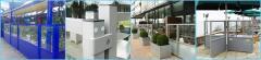 Rigid Terrace Screens