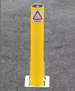 Static and Telescopic Rhino Bollards