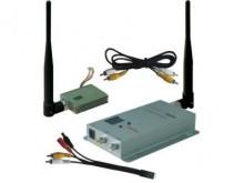 Wireless CCTV spy camera system