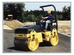 Bomag BW 125 ADH Rollers