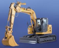 Case CX135SR - Excavator 13.5 Tonne