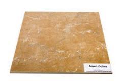 Amon ochra ceramic tile 333x333