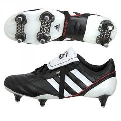 Adidas adipure R15 Rugby Boots - Black/Running