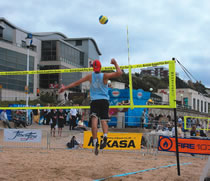 Portable Volleyball Posts