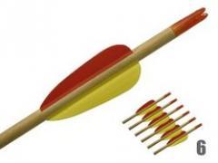 Petron Wooden Arrows