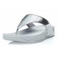 FitFlop Womens Silver Electra