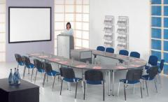 Easyfold conference tables