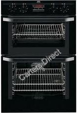 Aeg  D31016B Bltin Double Oven