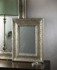 Small Embossed Mirror