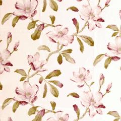 Amelia Curtain Fabric Fuchsia