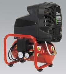 Sealey Compressor 6ltr Direct Drive 1.5hp SA0615