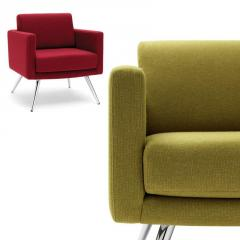 Fifty Series Sofa & Armchair