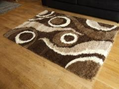 Dark Brown Rug