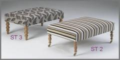 Footstools - The Hartford Collection
