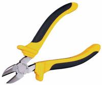 Stanley Dyna Grip Diagonal Cutting Pliers 200mm