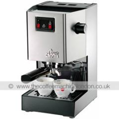 Manual espresso machines  Gaggia Classic