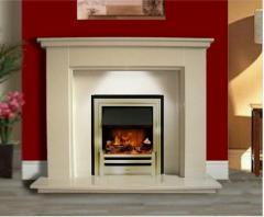Cavendish Jo Electric suite Marble fireplaces