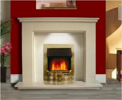 Danesbury Joanne Fireplaces electric suite