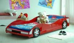 Grand Prix Racing Car Bed 3ft