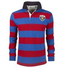 Yarn Dye Vintage Patch Rugby