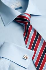 Classic Sky Poplin Men's Shirt