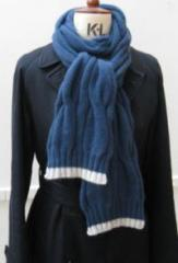 Tyne Cable Scarf