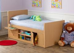 Kansas Cabin Bed