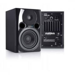 Fostex PM04n MKII Compact Studio Monitors, Black