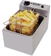 Apollo ASF5 Countertop 5 Lire Fryer