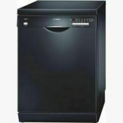 Bosch exxcel 60cm dishwasher black
