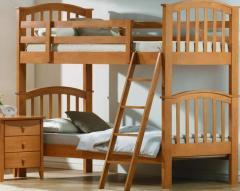 Joseph Maple Bunk Beds